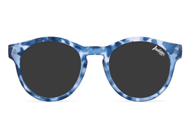 Gafas de sol tendencia redondas