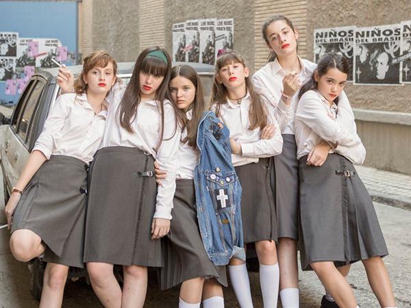 Las niñas película