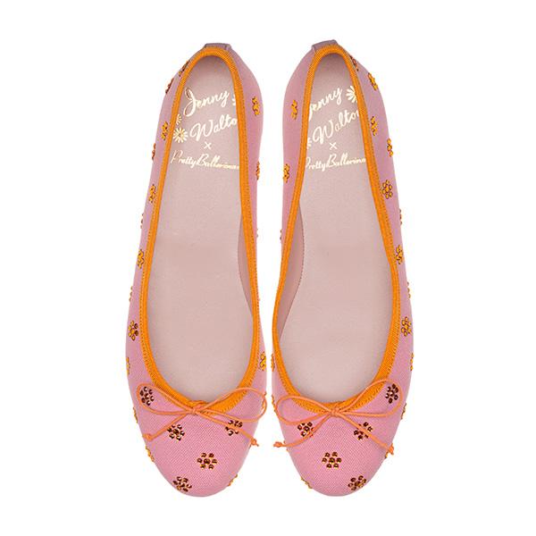 Jenny Walton x Pretty Ballerinas