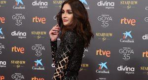 Los looks de belleza de la gala de los Goya 2021