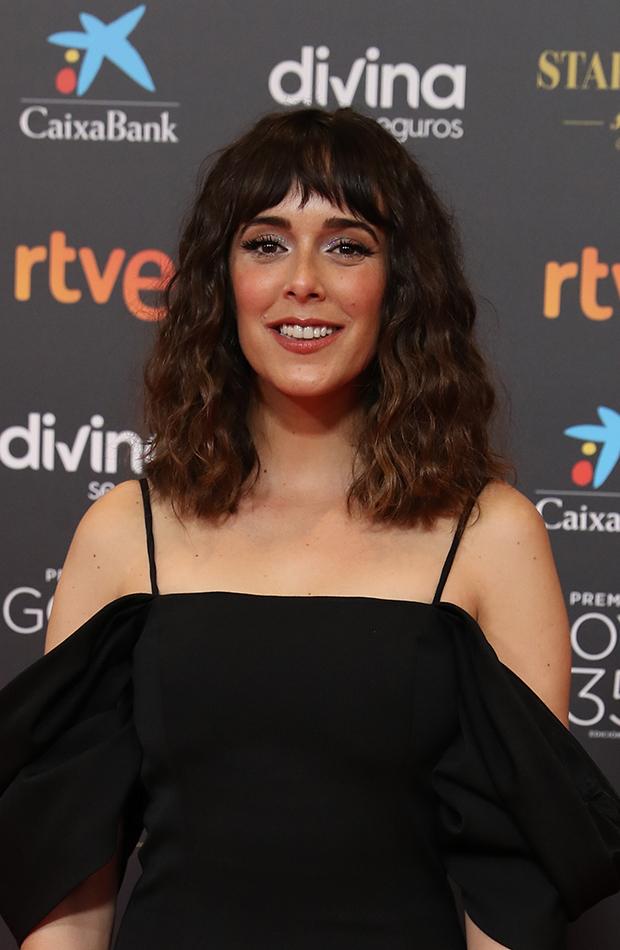 Belén Cuesta looks de belleza de la gala de los Goya 2021