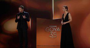 Estos han sido los mejores momentos de la gala de los Goya 2021