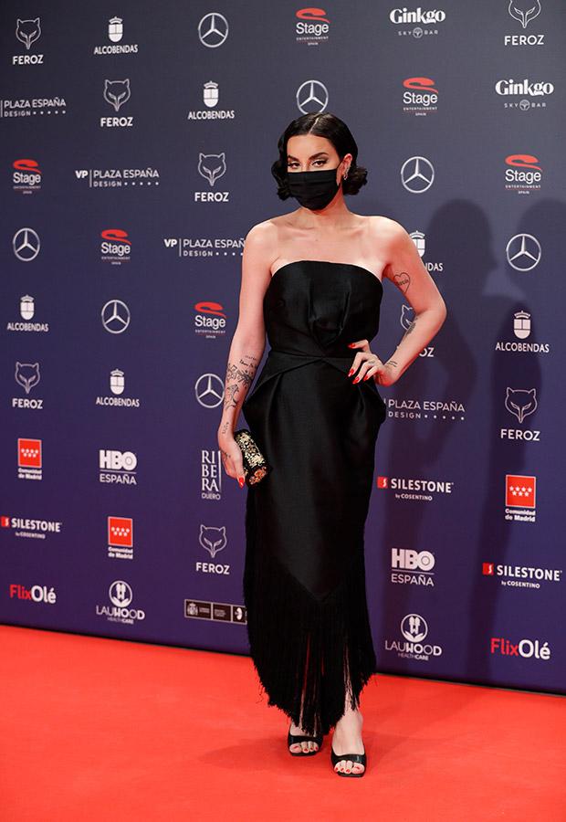 La Jedet en los Premios Feroz 2021
