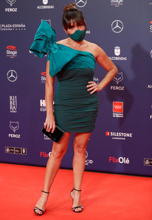 Candela Peña en los Premios Feroz 2021