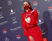 La alfombra roja de los Premios Feroz 2021