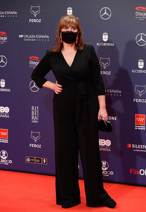 Ane Gabarain en los Premios Feroz 2021