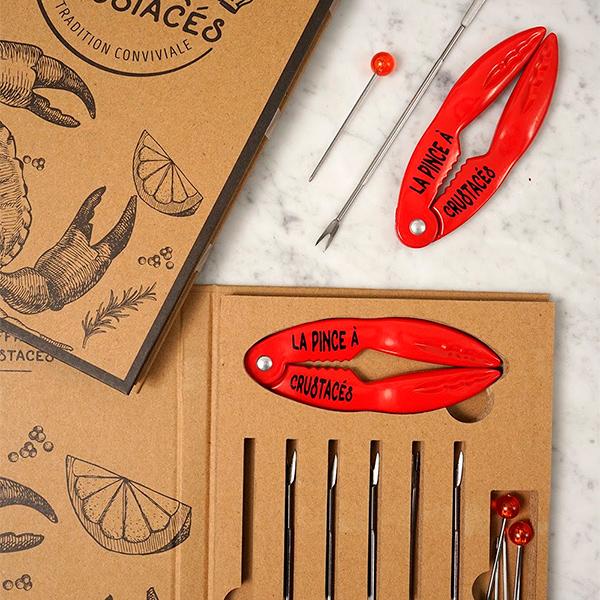 regalos día del padre diferentes: Kit para mariscos