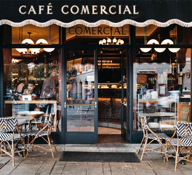 Restaurantes de brunch en Madrid