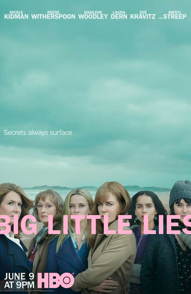 Big little lies series protagonizadas por mujeres
