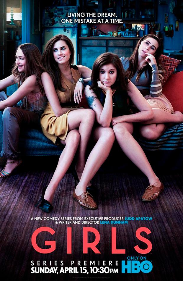 series protagonizadas por mujeres Girlss