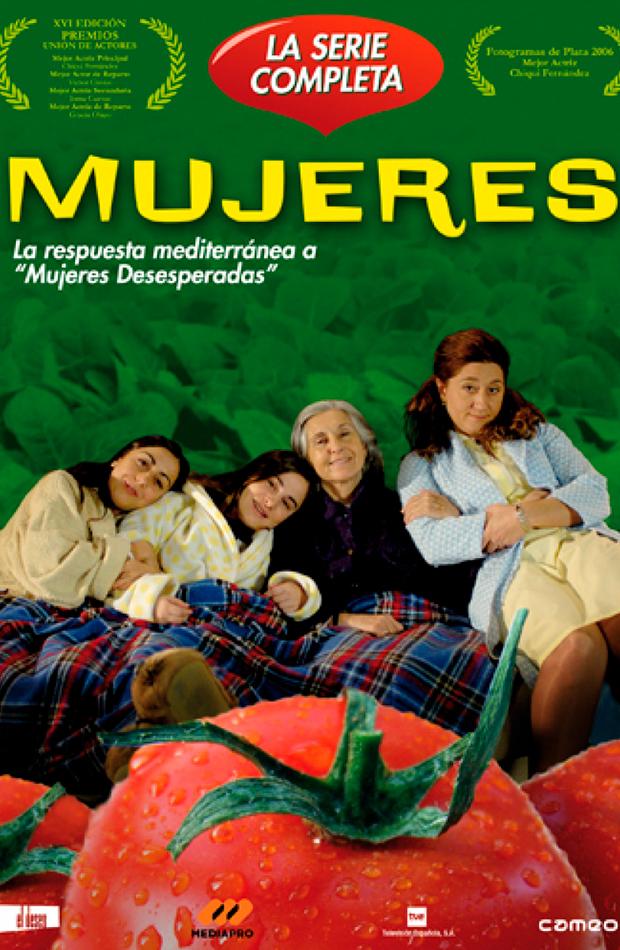 Mujeres series protagonizadas por mujeres