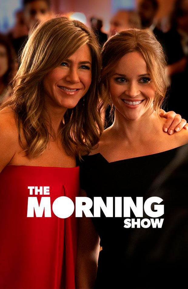 The Morning Show series protagonizadas por mujeres