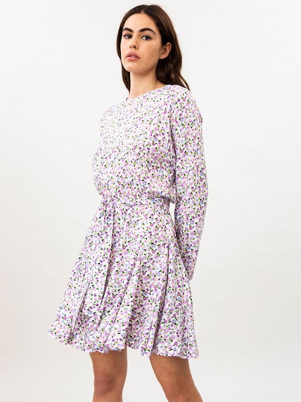 Vestido de Lefties barato de flores