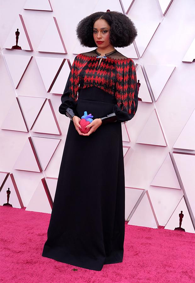 Celeste Waite en Los Oscar 2021
