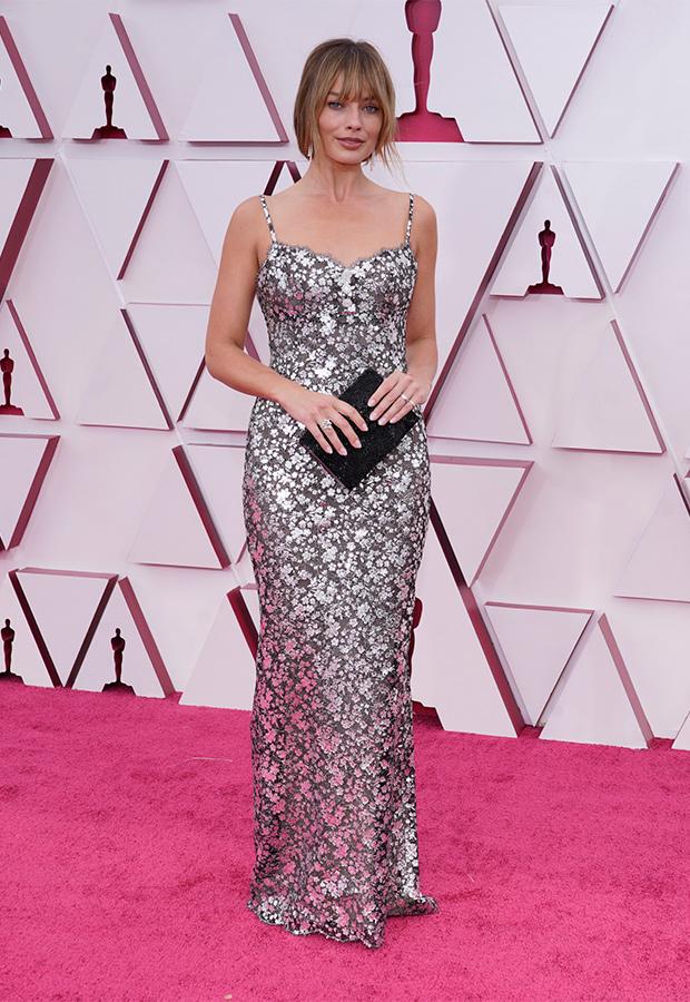 Margot Robbie Premios Oscar 2021