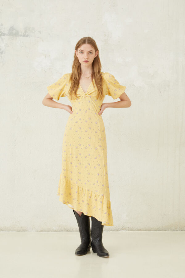 Vestido amarillo de High Spirits