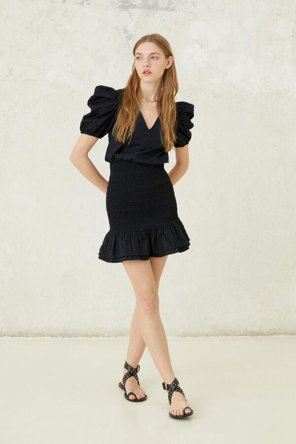 Vestido negro de High Spirits