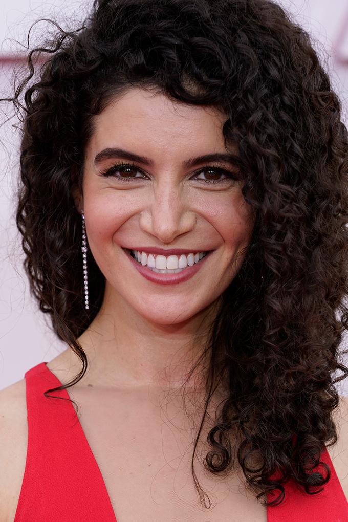 looks beauty oscars 2021 Nina Pedrad