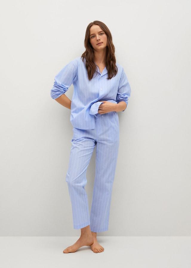 Pijama de Mango Casa