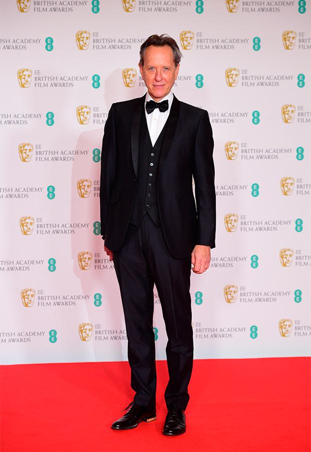 Richard E. Grant Premios BAFTA 2021