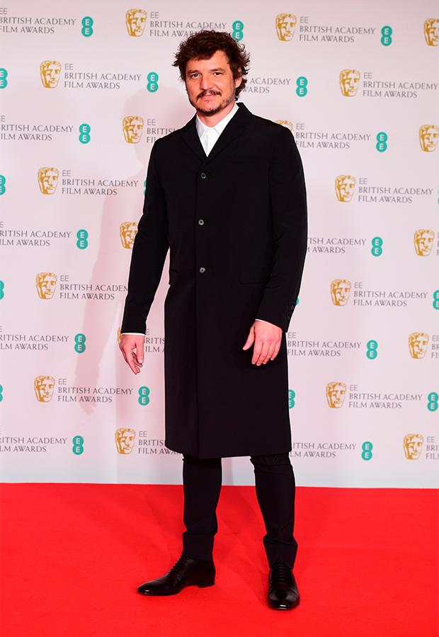 Pedro Pascal Premios BAFTA 2021