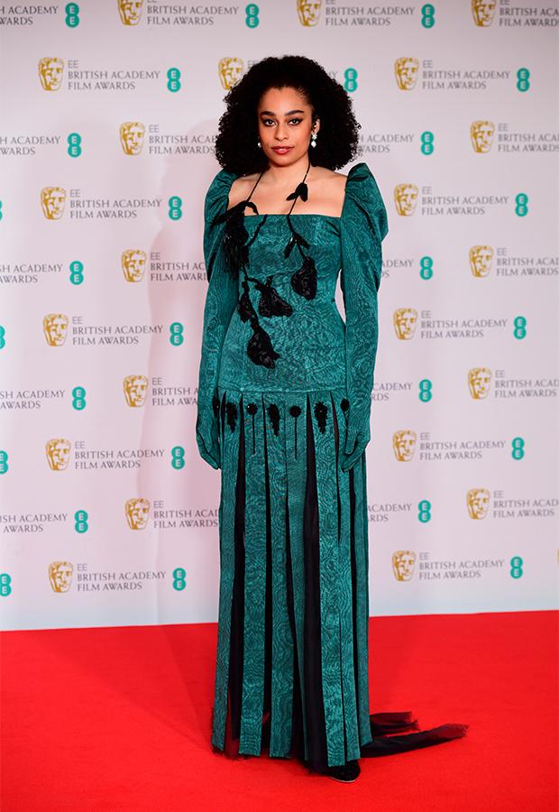 Celeste Epiphany Waite Premios BAFTA 2021