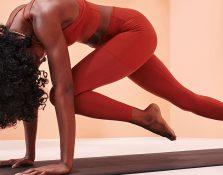 Nike tiene todo lo que necesitas para practicar yoga
