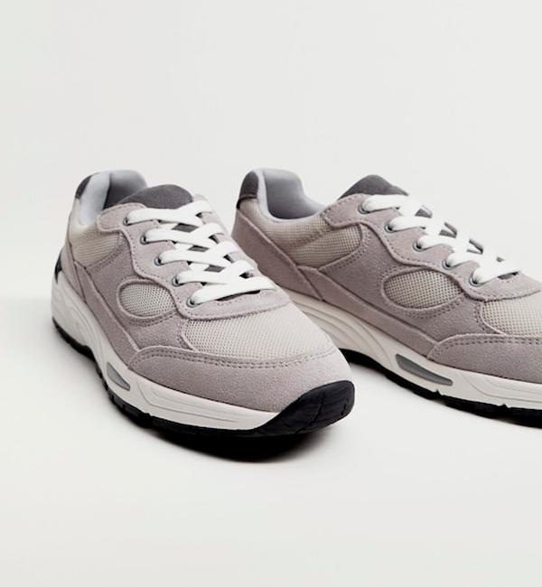 zapatillas deportivas baratas de Mango