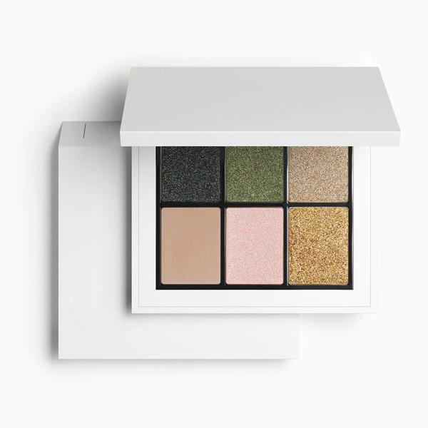Paleta de sombras de ojos de Zara Beauty
