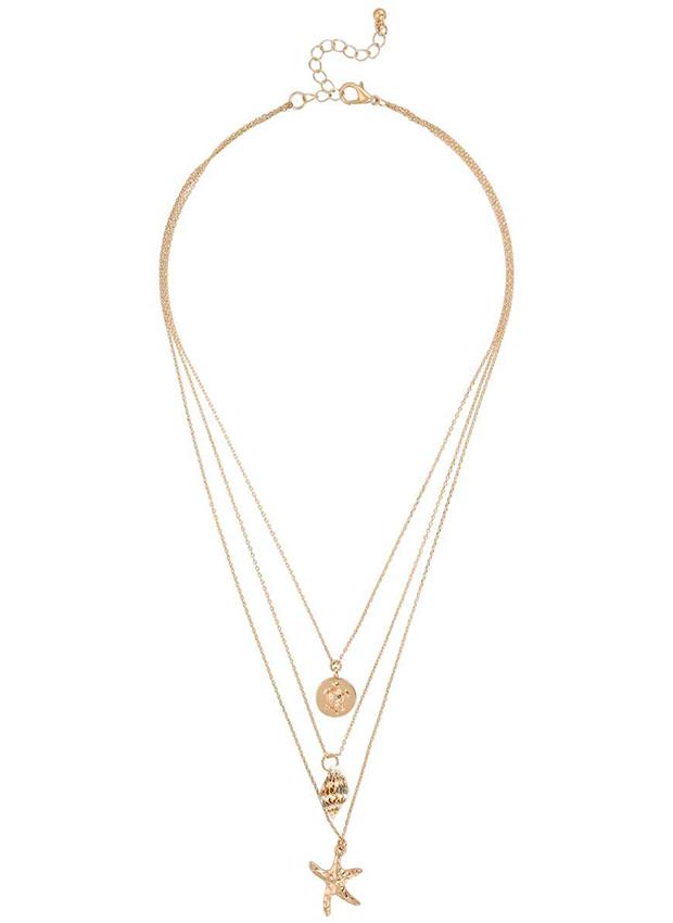 accesorios de verano Set de collares de Bijou Brigitte