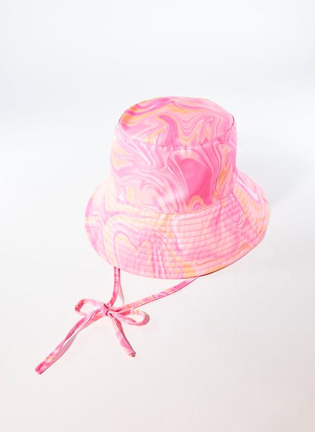 accesorios de verano Sombrero de Bershka