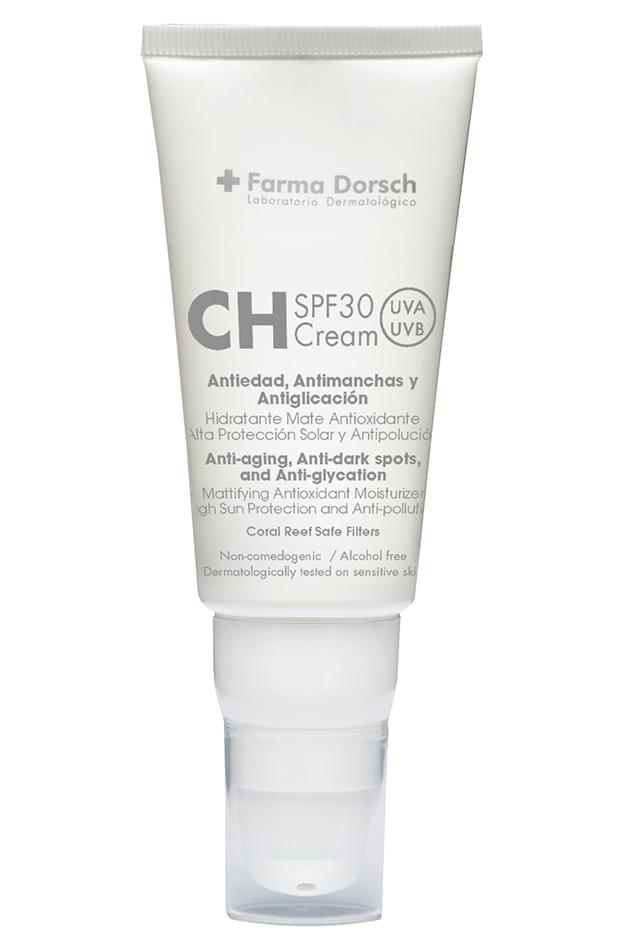 crema de protección solar Crema Hidratante Antiedad SPF 30 de Fridda Dorsch