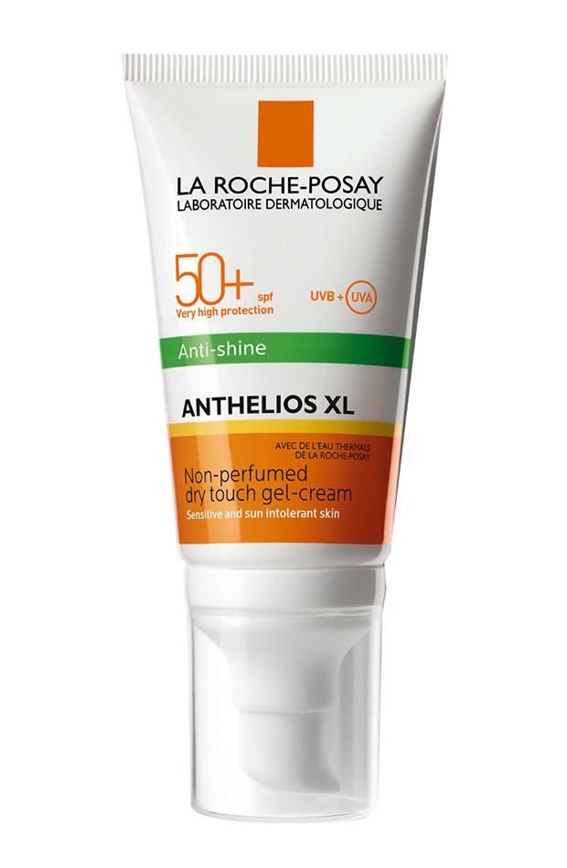 crema de protección solar Protección Facial Anthelios XL de La Roche Posay