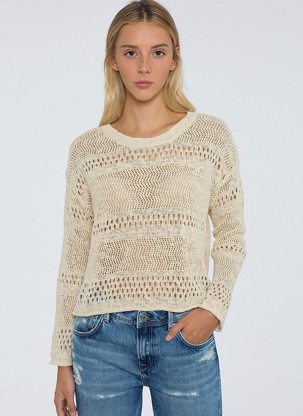 Jersey de crochet