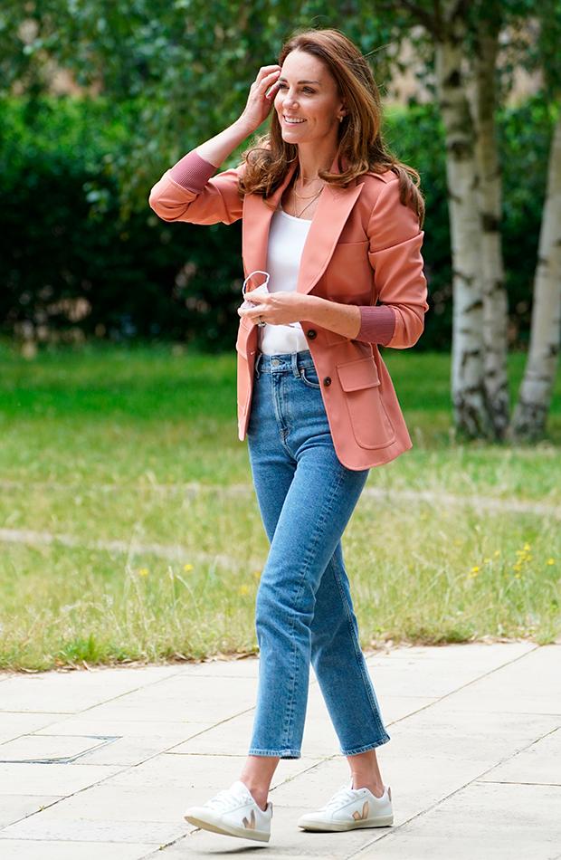 looks de las celebrities Kate Middelton