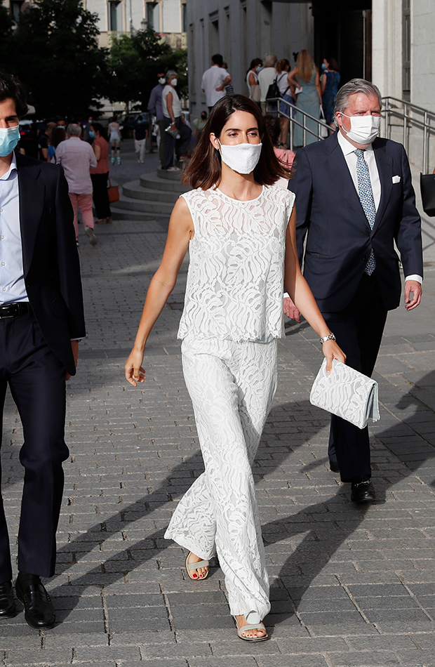 looks de las celebrities Sofia Palazuelo
