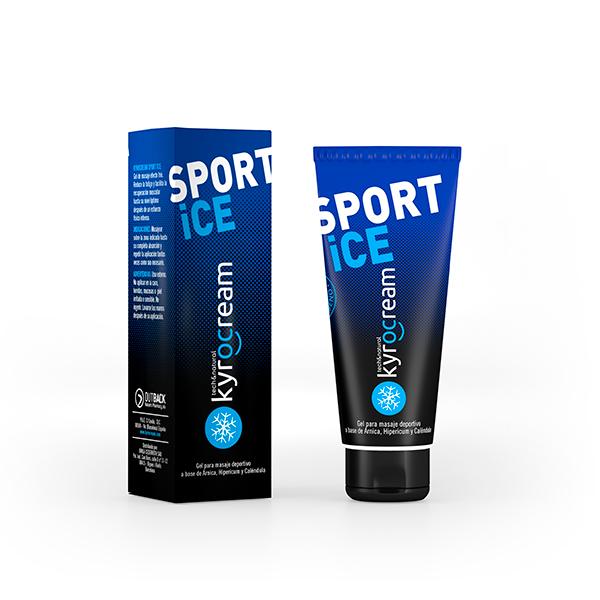 Kyrocream Ice Sport crema deporte