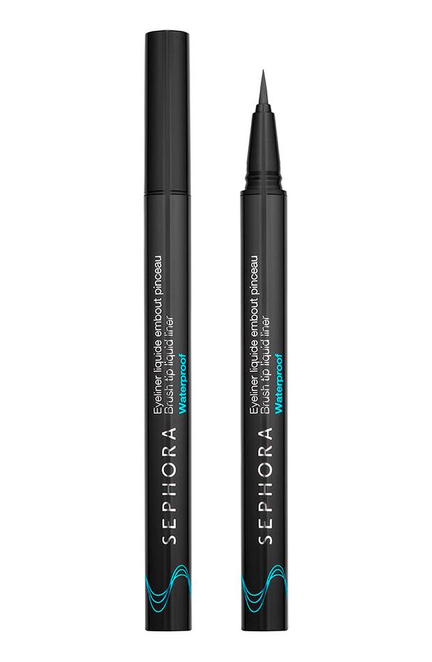 maquillaje waterproof Eyeliner Líquido de Sephora Collection