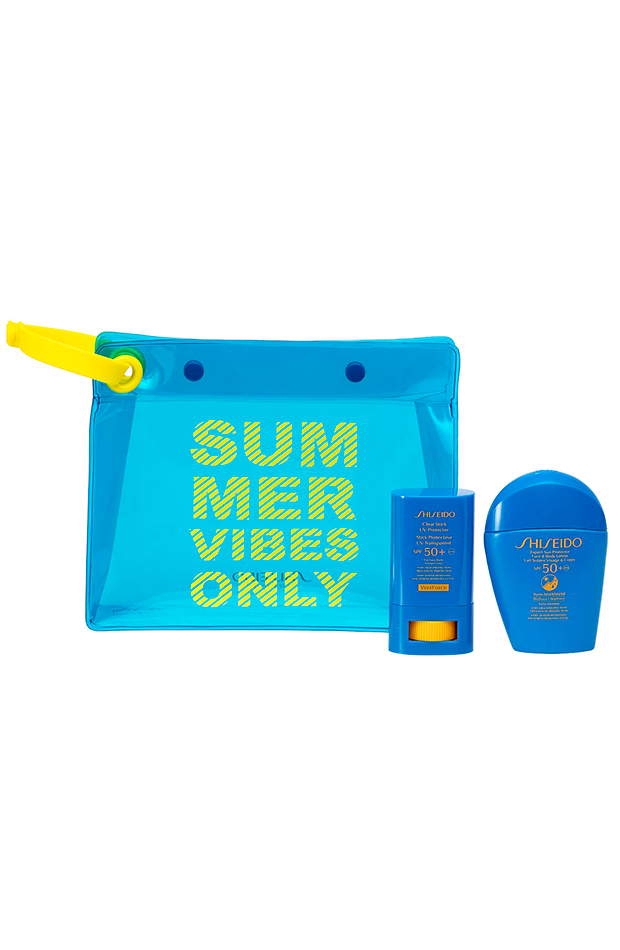 rebajas de belleza Expert Sun Summer Vibes Kit de Shiseido