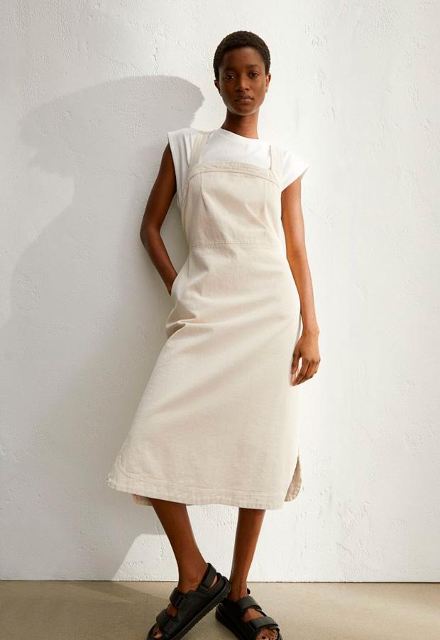 Vestido de las rebajas de verano de H&M