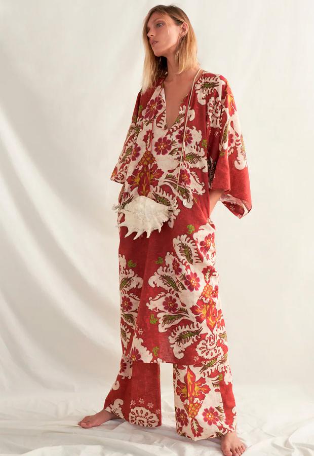 Vestido de las rebajas de verano de Zara