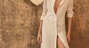 Los vestidos blancos con los que arrasarás estos meses