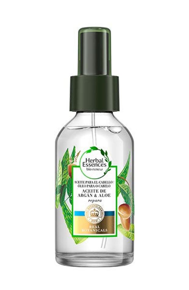 Aceites para cabello fino Bio:Renew Aceite De Argán & Aloe de Herbal Essence