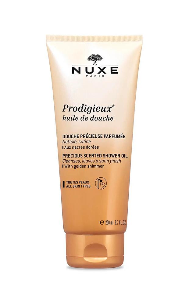 aceites de ducha Prodigieux nuxe