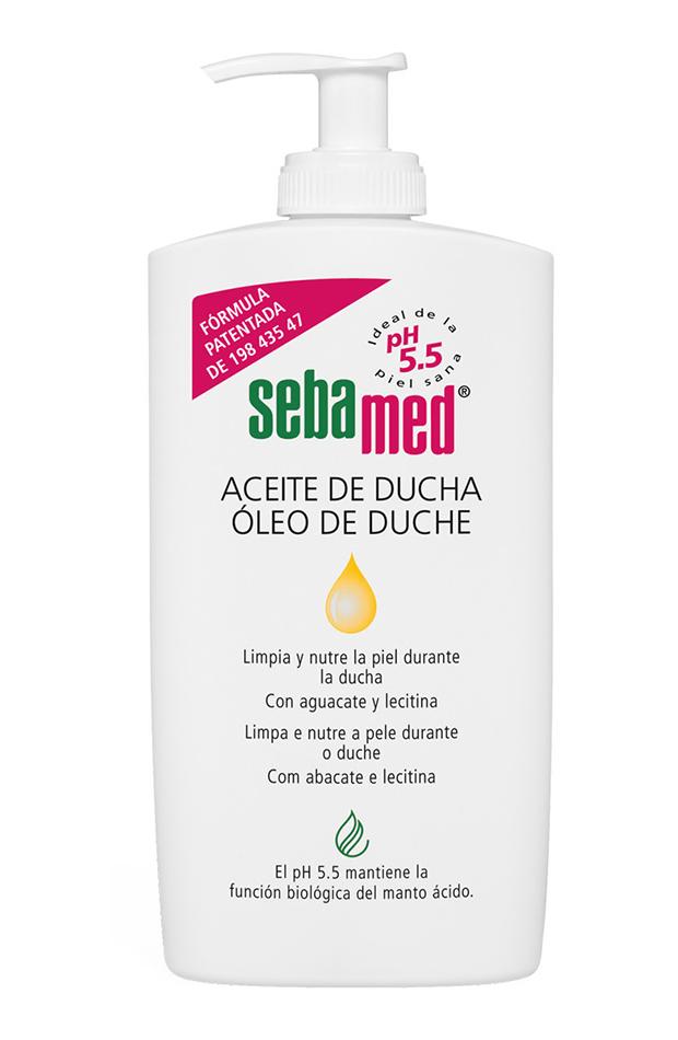 aceites de ducha Sebamed