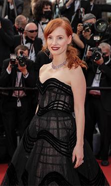 Alfombra roja del Festival de Cannes 2021