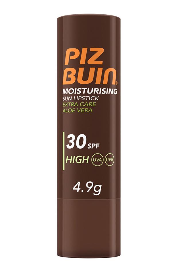 Stick protector solar labial Moisturising SFP30 Piz Buin labiales con protección solar