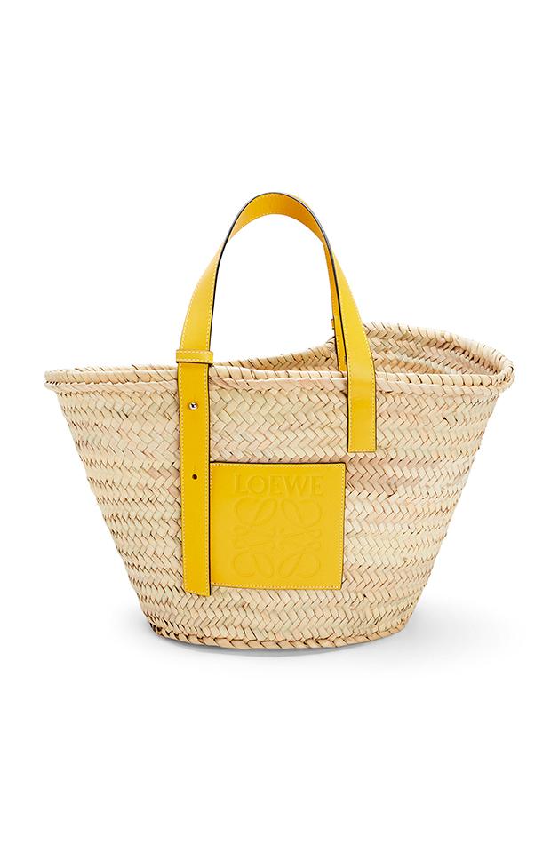 bolsos más buscados Bolso Basket de Loewe