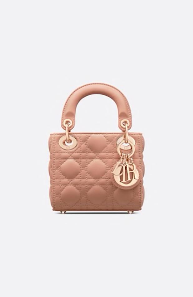 bolsos más buscados Microbolso Lady Dior
