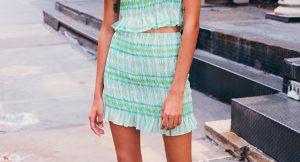 Las faldas más bonitas de las rebajas de Zara son estas